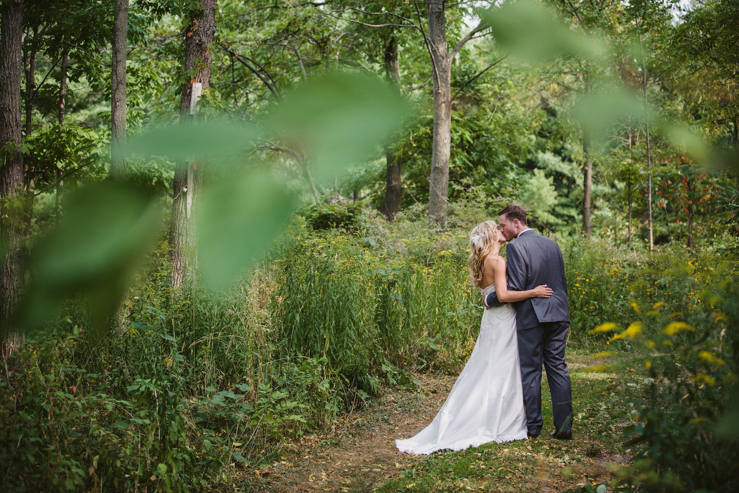 """""""It was unreasonably beautiful, magical, and went so smoothly."""" - — HOLLY MILES, BEAMER BRIDE SEPTEMBER 2017"""