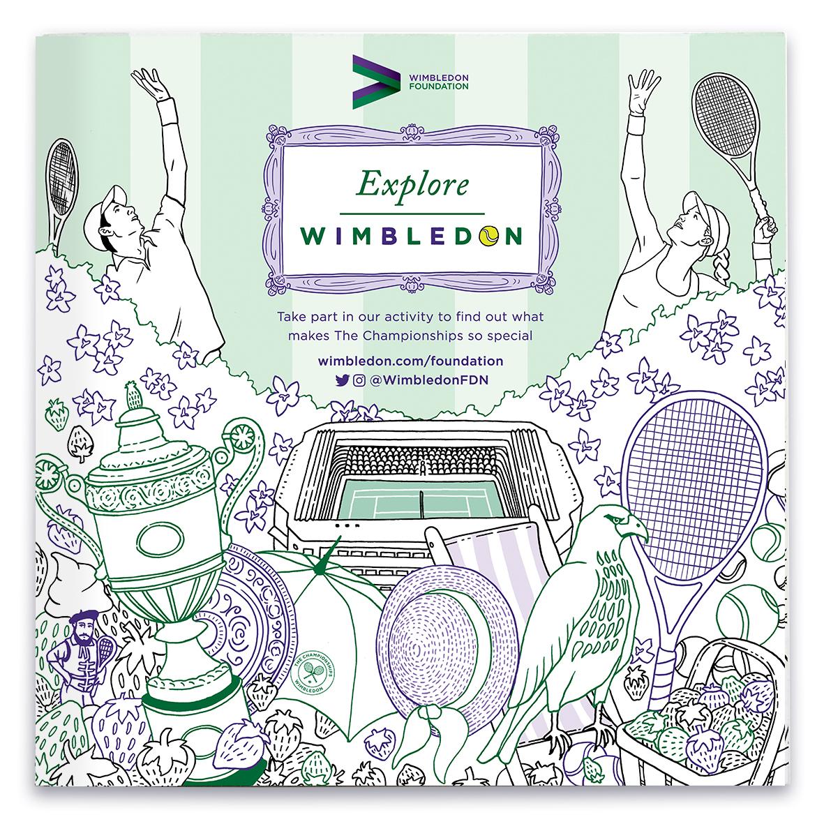 Explore Wimbledon