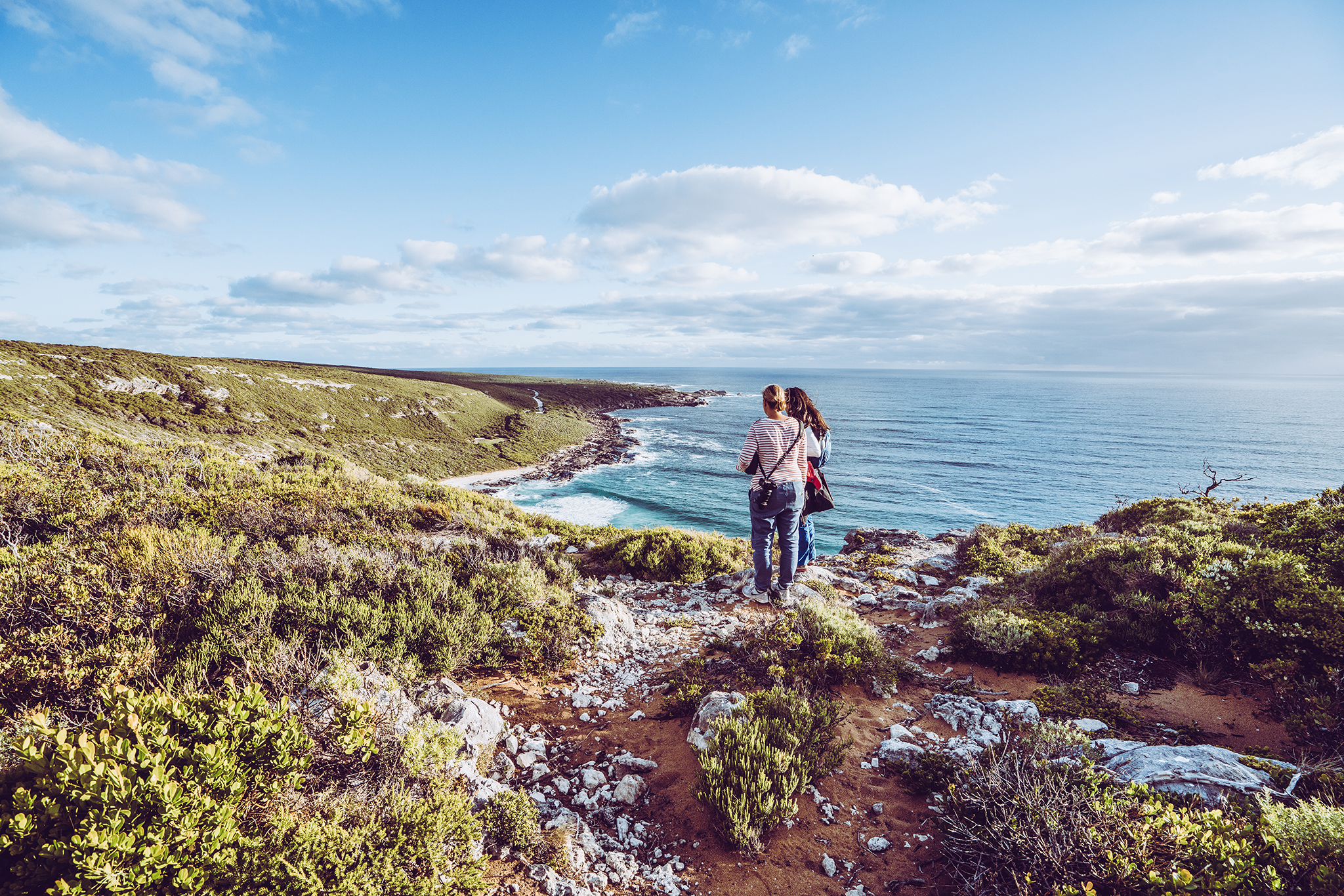 Walking on the Cape to Cape - Margaret River