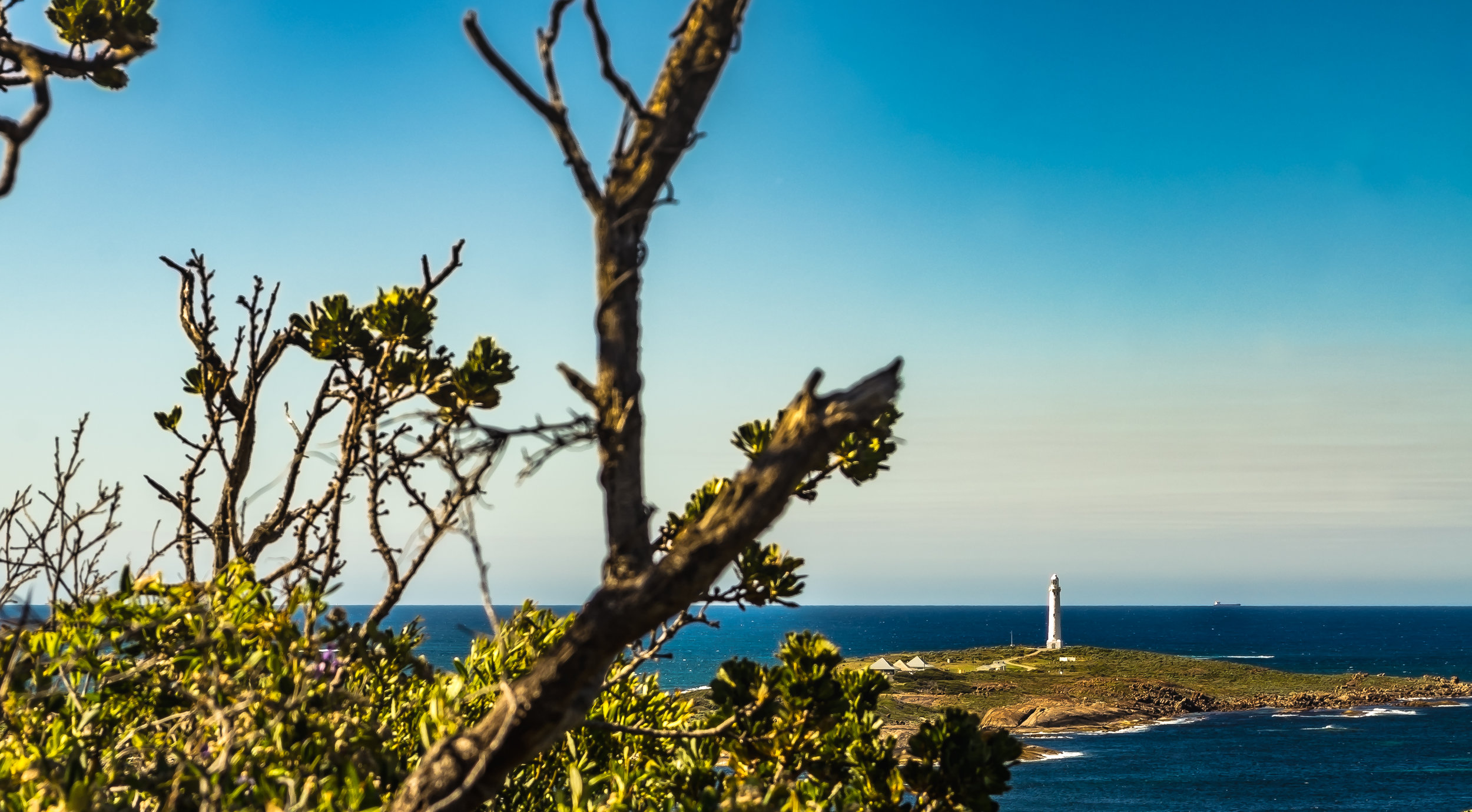Cape Leeuwin from the Cape to Cape track - walking and creativity retreat