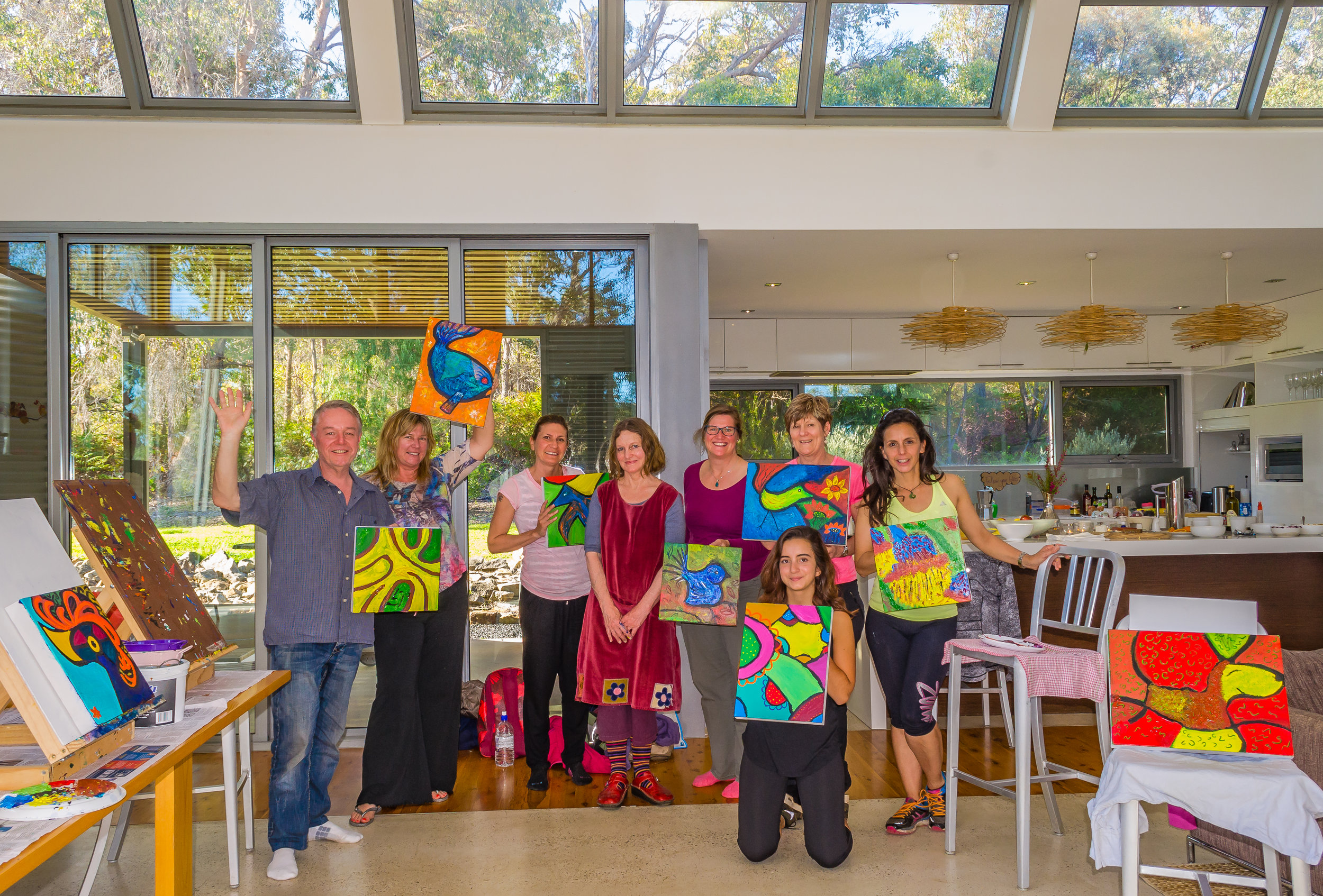 Walking & Creativity Retreat - Margaret River