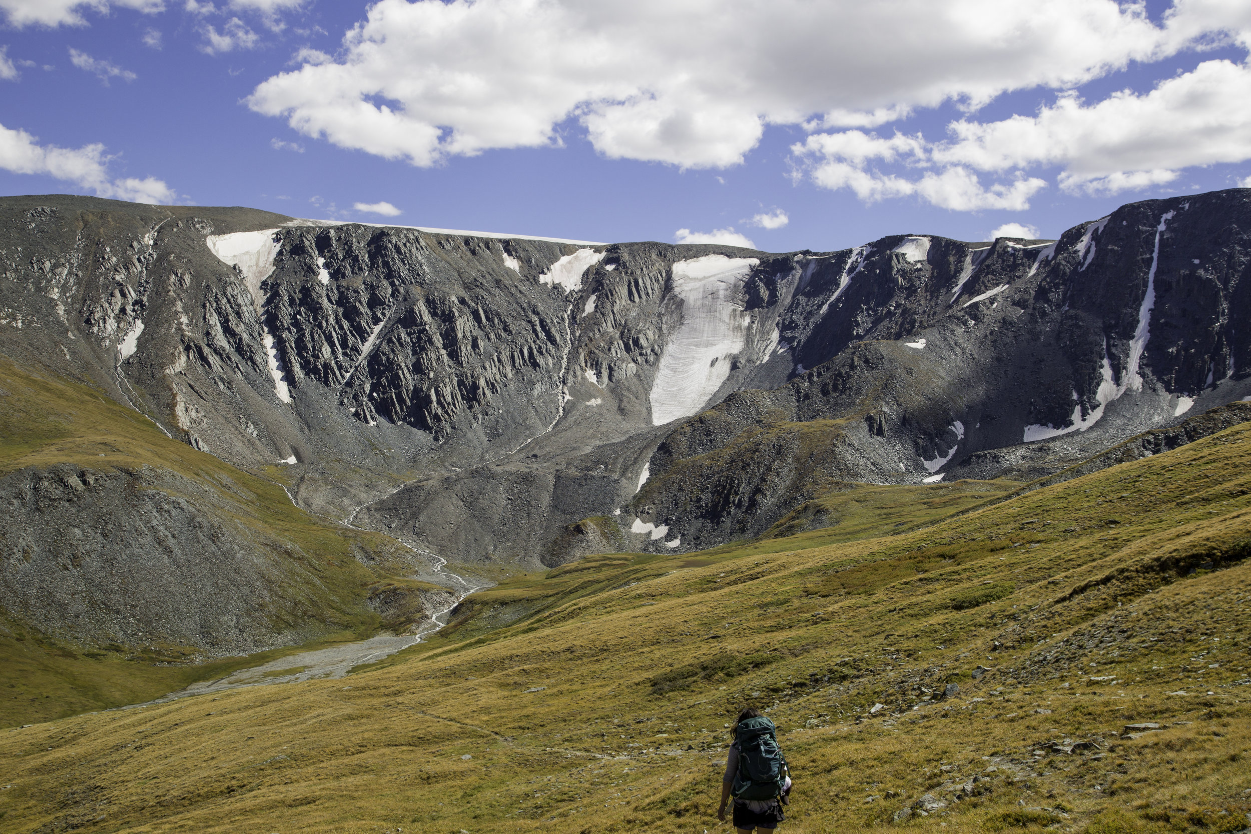 Tavan Bogd National Park - Mongolia Walking Tour