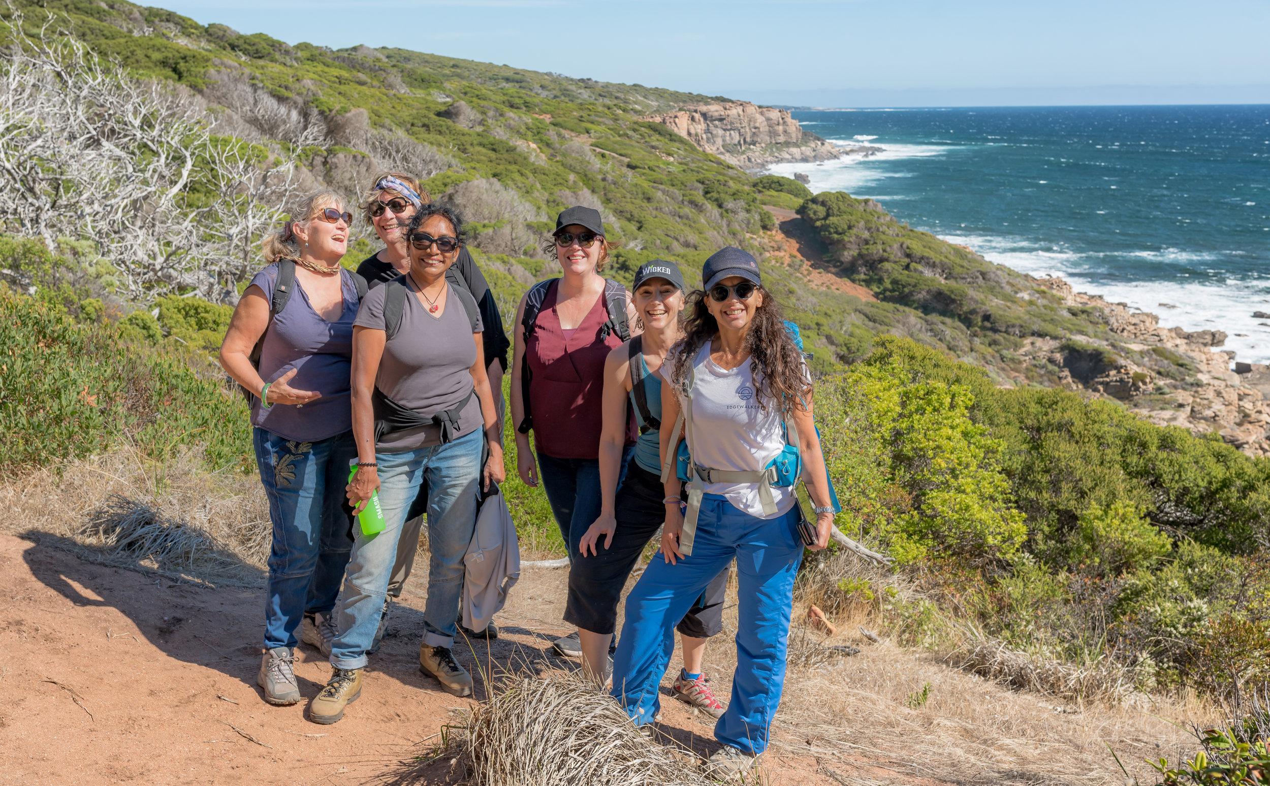 Women's Walking & Writing Weekend - Margaret River - March 2019