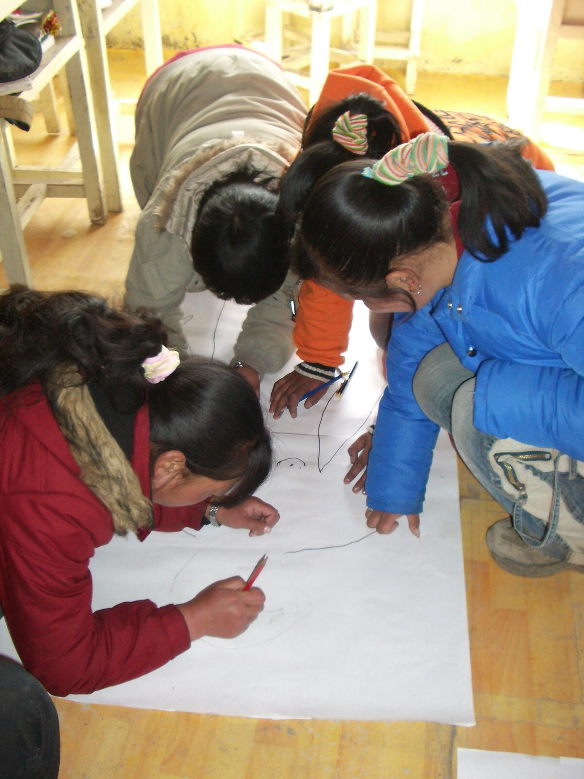 Reproductive Health Outreach - Tibet