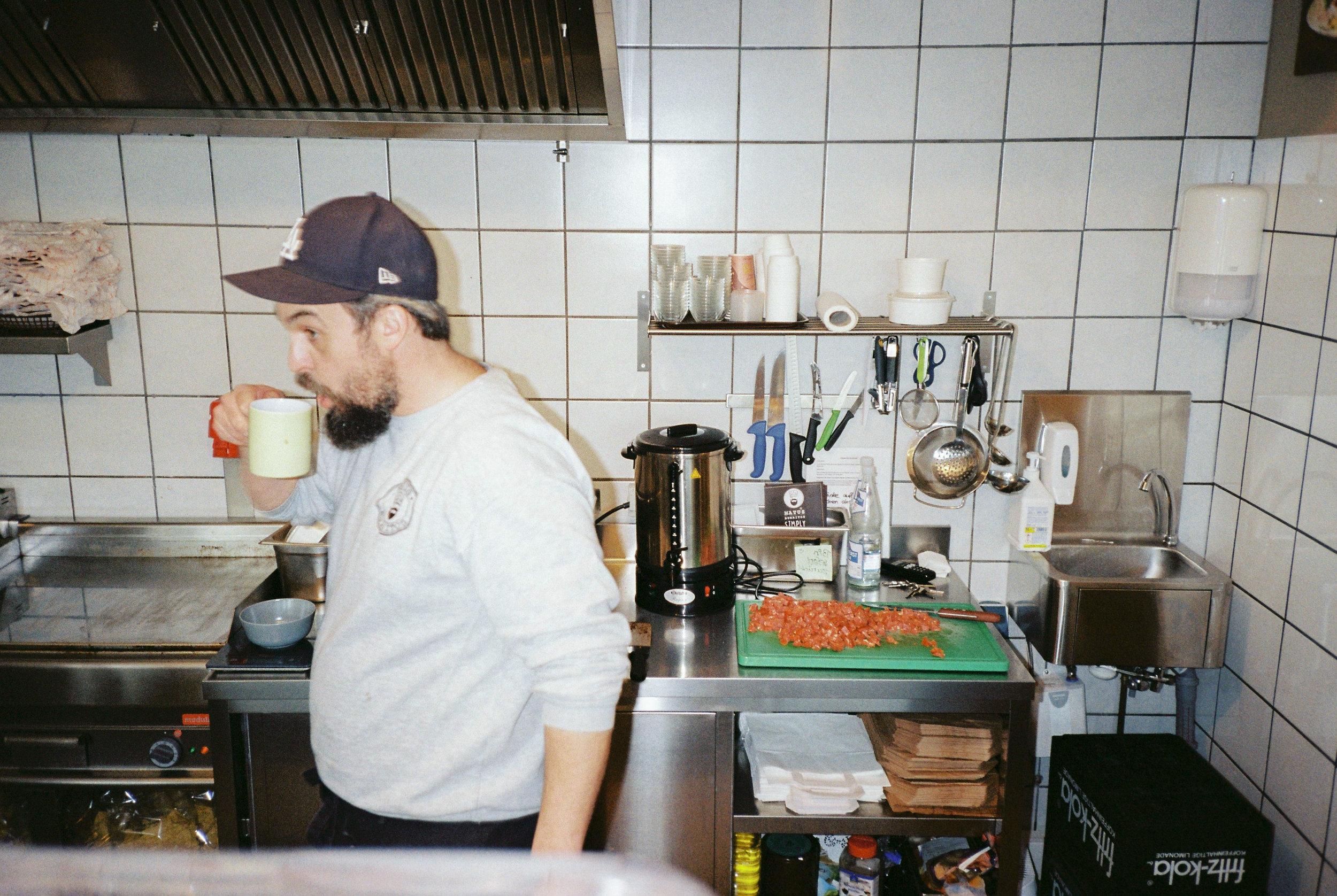 """,, Wir haben Streetfood - nach Oberhausen gebracht."""" Matus"""