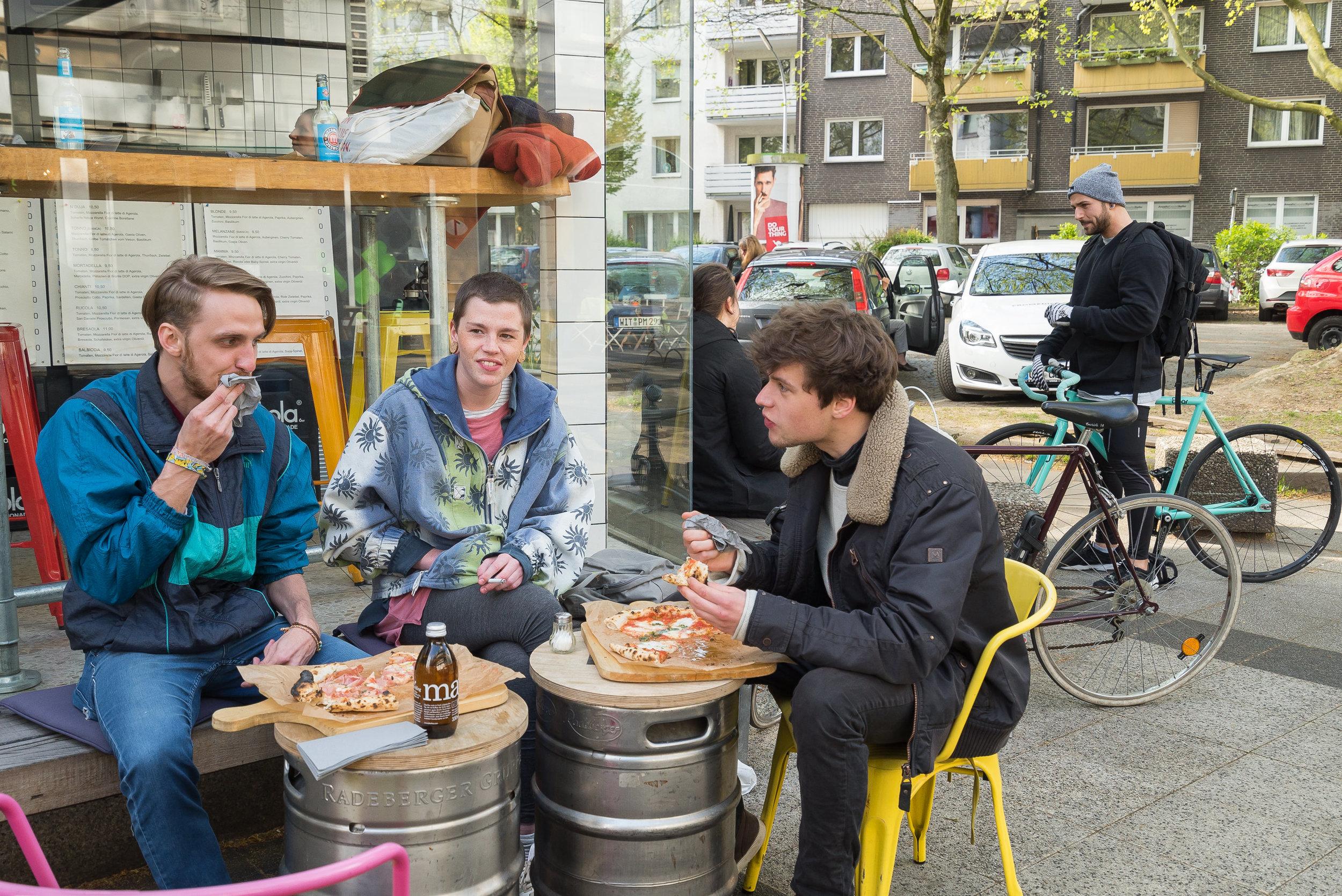 Wo die Hipster Zuhause sind – - willkommen in Bochum-Ehrenfeld!