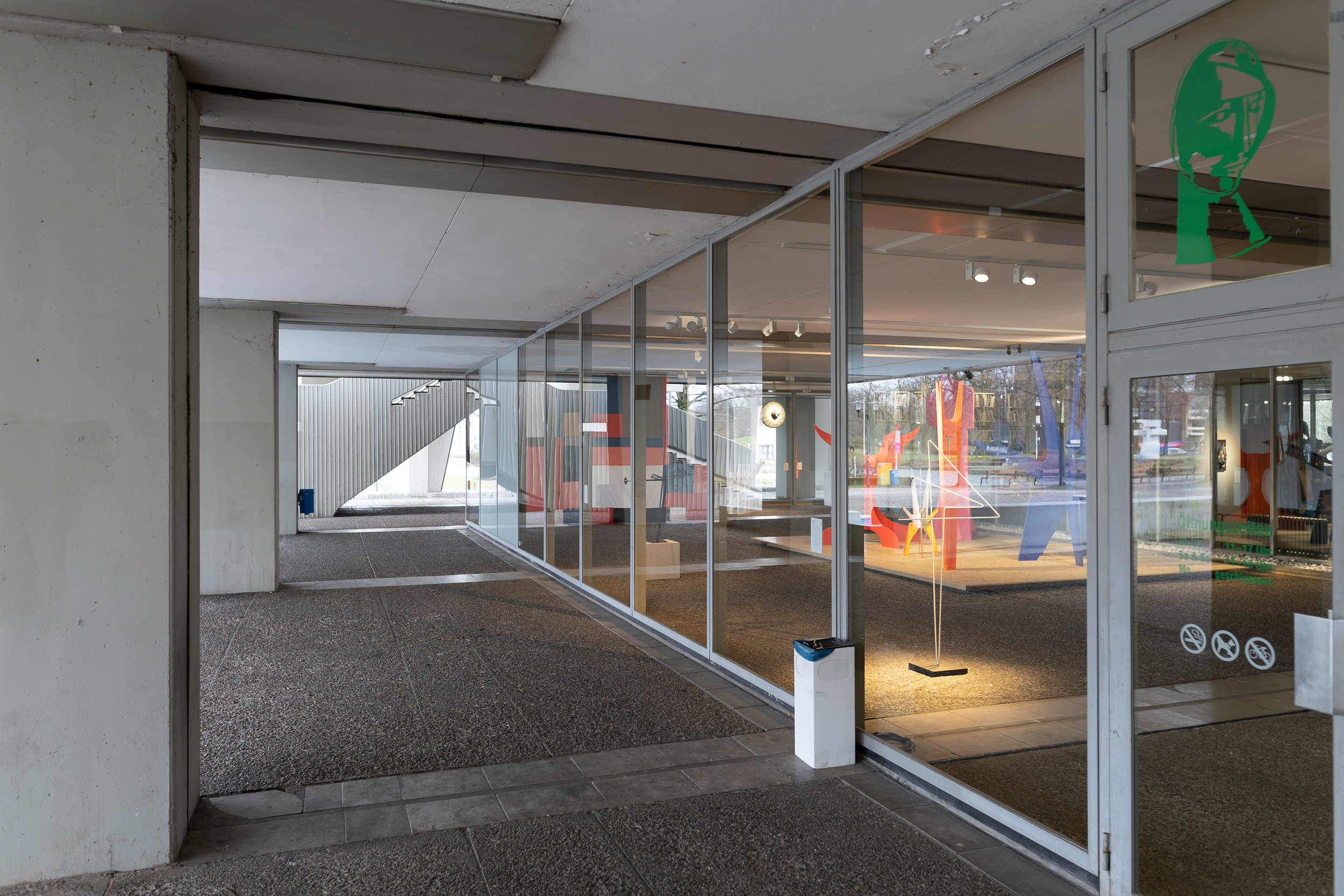 Das Skulpturenmuseum Glaskasten Marl – eine Oase der Kunst inmitten eines ausgezehrten Flickenteppichs aus Industrie