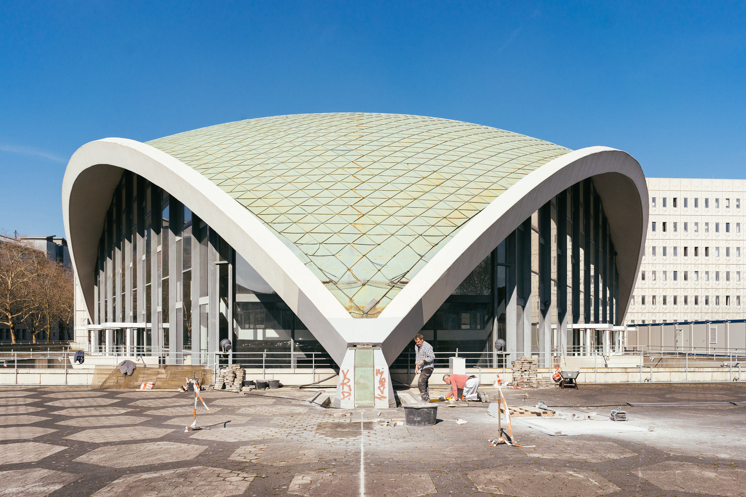 Ein ganz besonderes BBB - (Big Beautiful Building)!