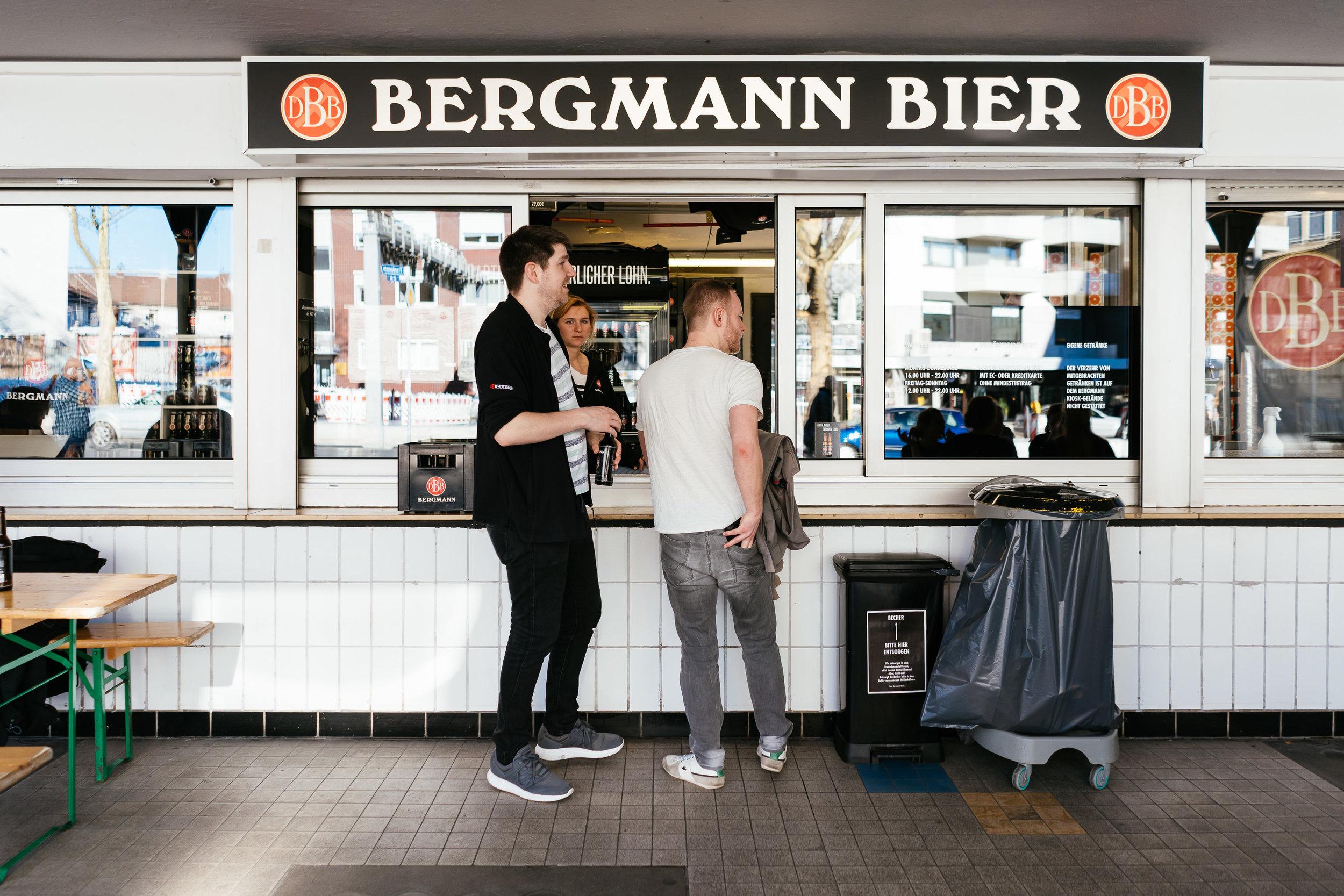 Willkommen in der - Ex-Hauptstadt des Bieres!