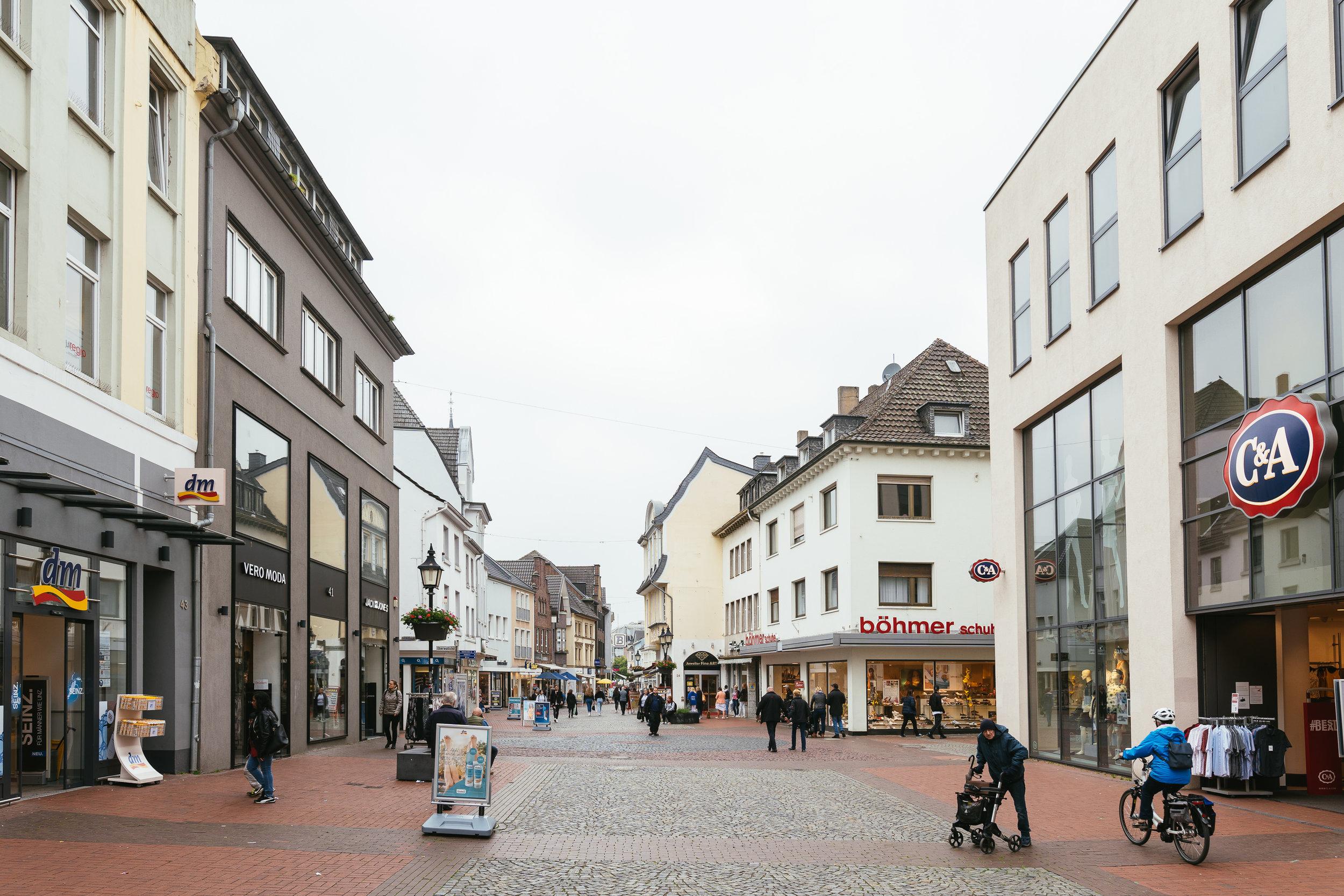 Flanieren und Spazieren - in der historischen Altstadt!