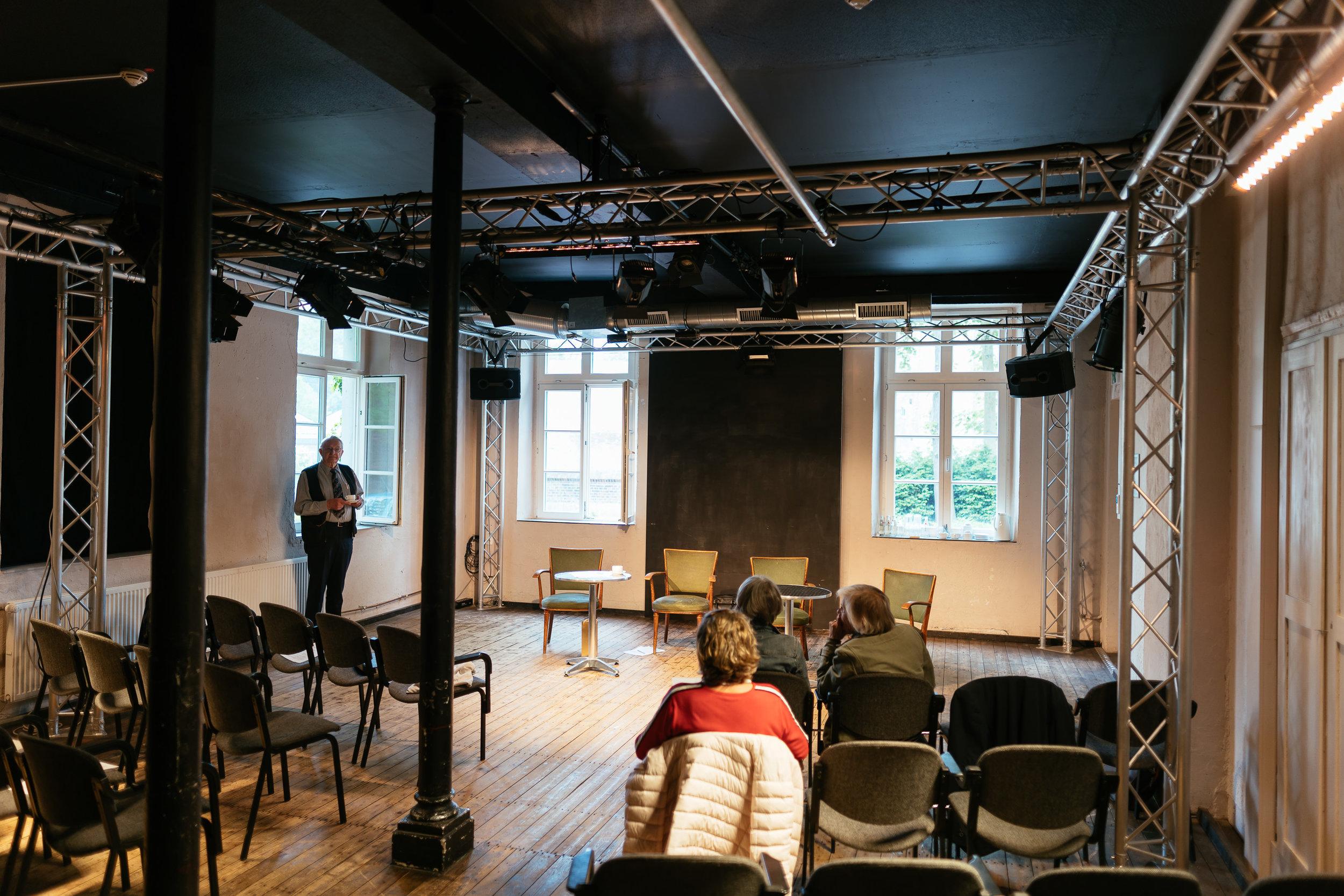Ein kleiner Ort mit großem Ansehen: Das Schlosstheater -