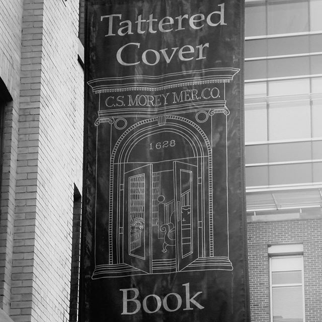 Bookstores, libraries: they have always been a source of great comfort and joy and fortunately, it is a love we have passed to our children.  Tattered Cover Book Store is an independent bookstore in Denver that has been around since my childhood and whenever we are in Colorado, it's a necessary stop.  We never leave empty handed. #tatteredcoverbookstore #loveofbooks #passonaloveofreading #independentbookstore #booksaremagic #lostinbooks #vacationstop #wherewego #neverenoughbooks