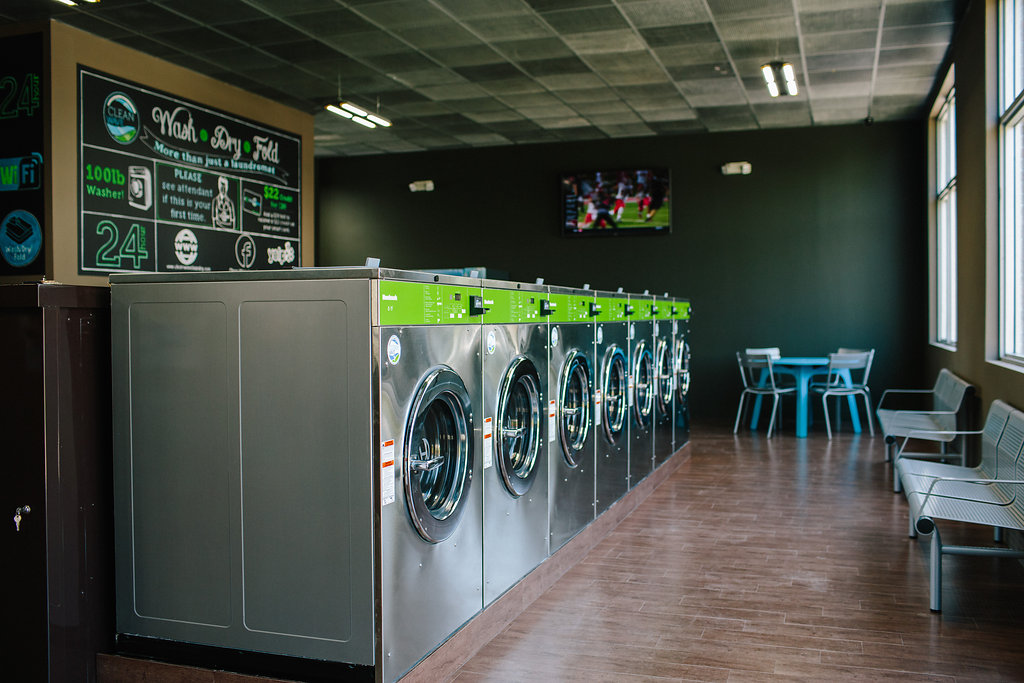 24 Hour Coin Laundry