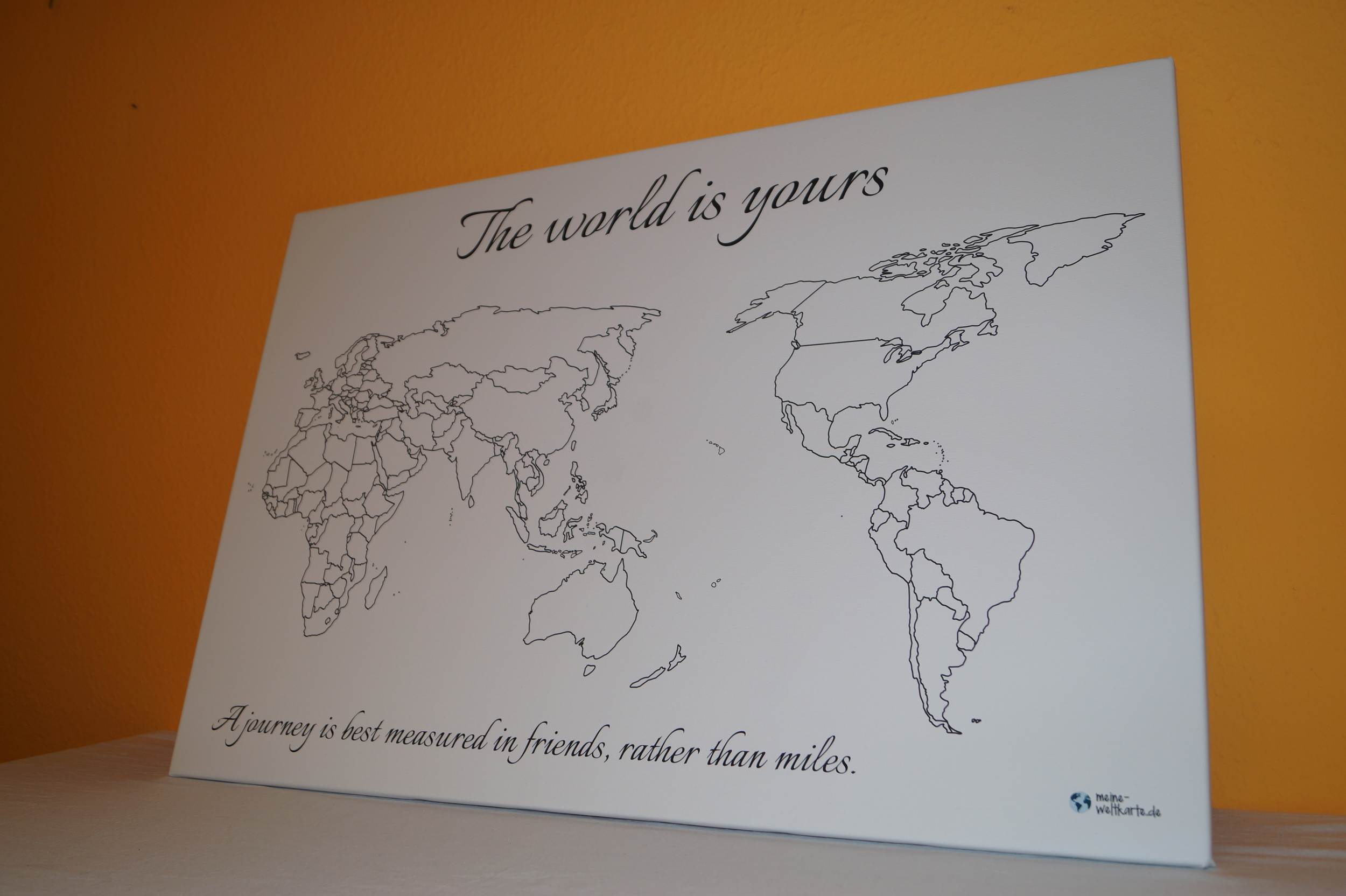 countries you have visited