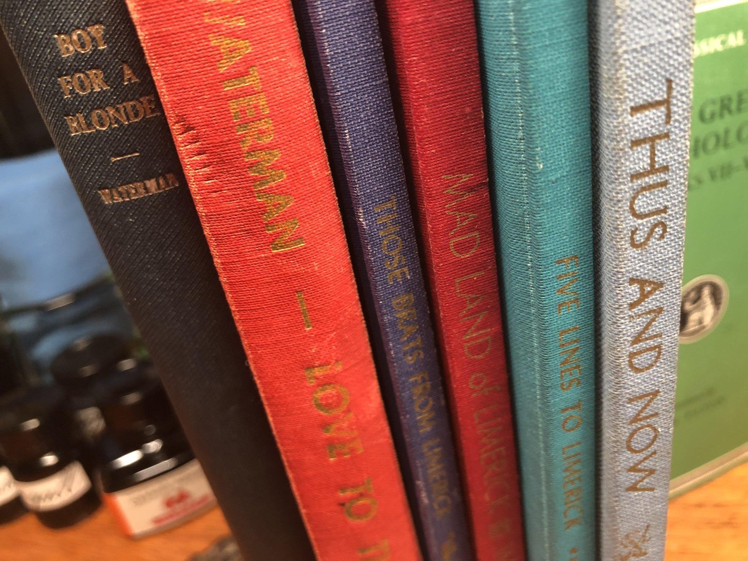 six Waterman books.jpg