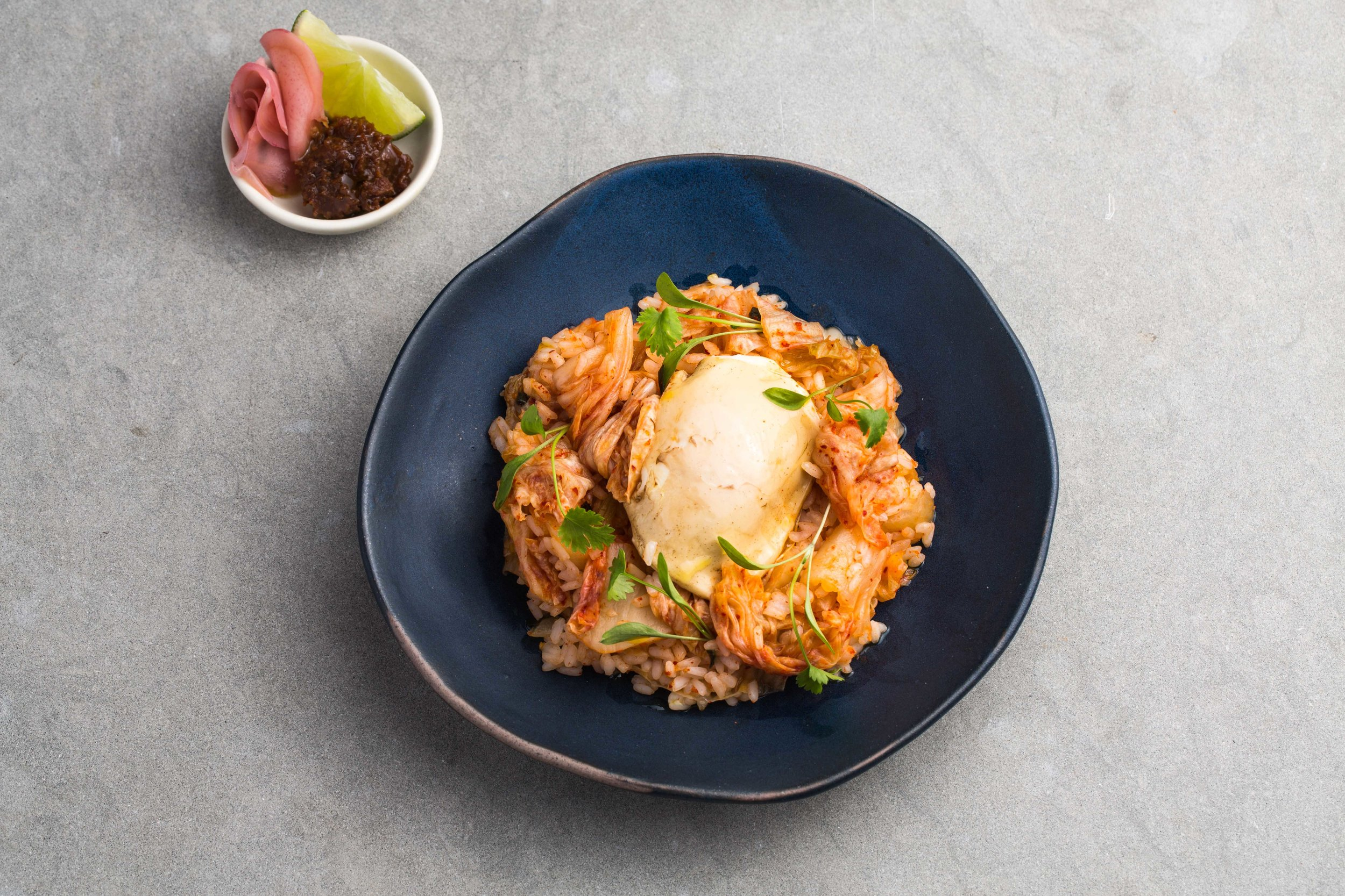 The Pilgrm - KIMCHI RICE W TEA POACHED EGG_Jason Bailey2.jpg