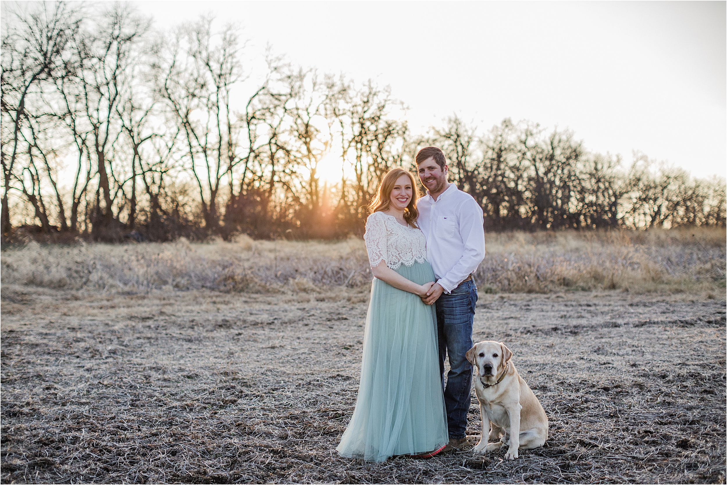 Kansas City Maternity Photographer