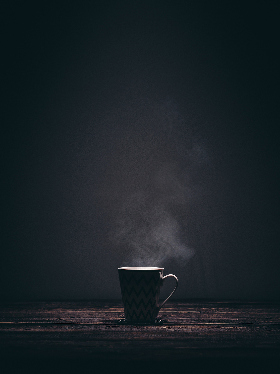 Making a cup of tea is one of my rituals around my morning writing time. (Photo: Pexels)
