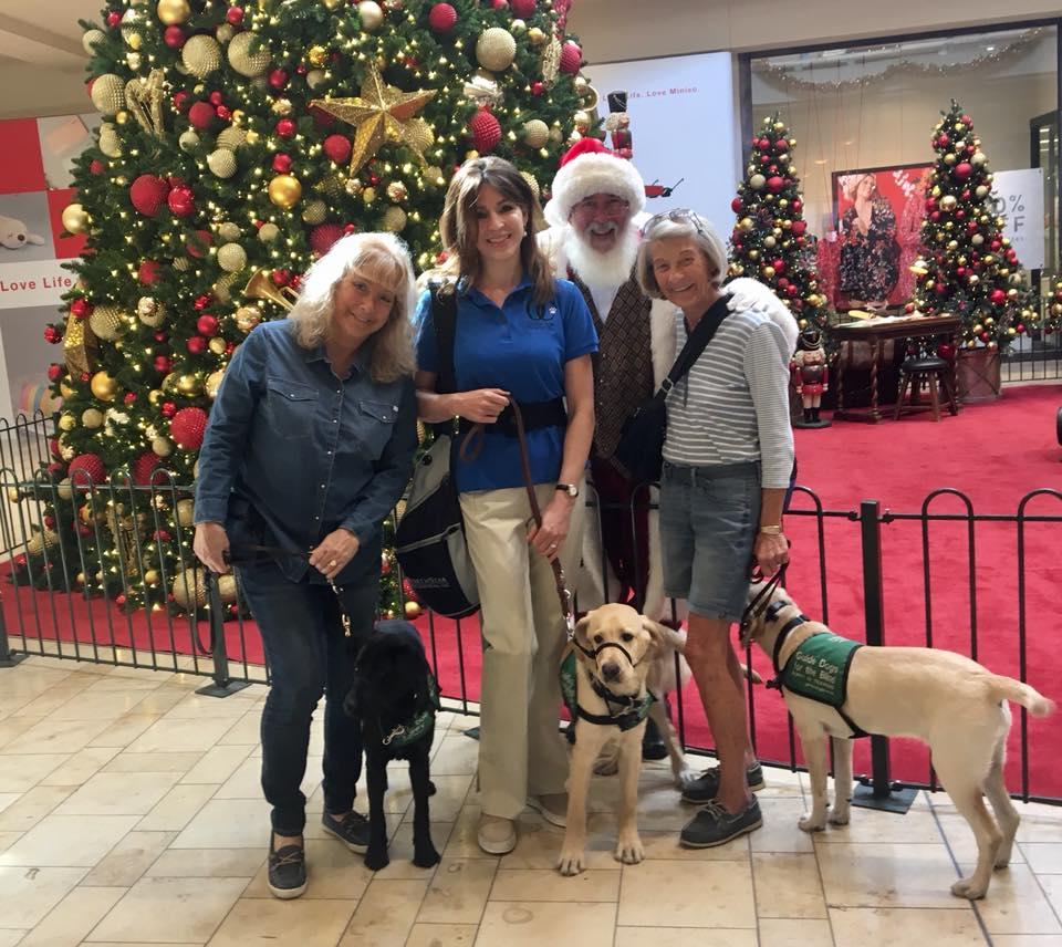 Bev, Magaly, Angie with santa.jpg