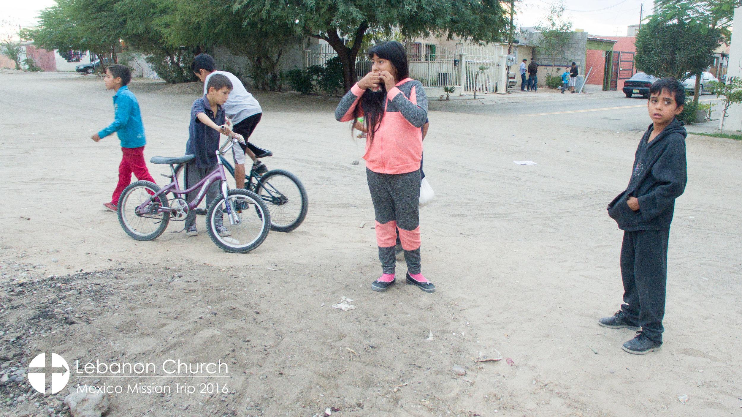 Children of San Luis