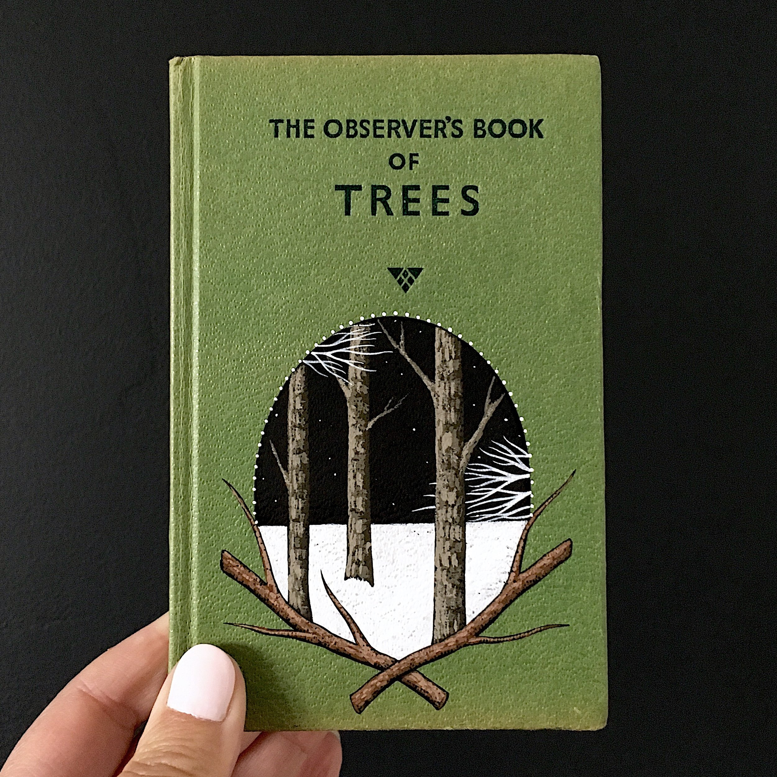 Observer's Book - Trees 1
