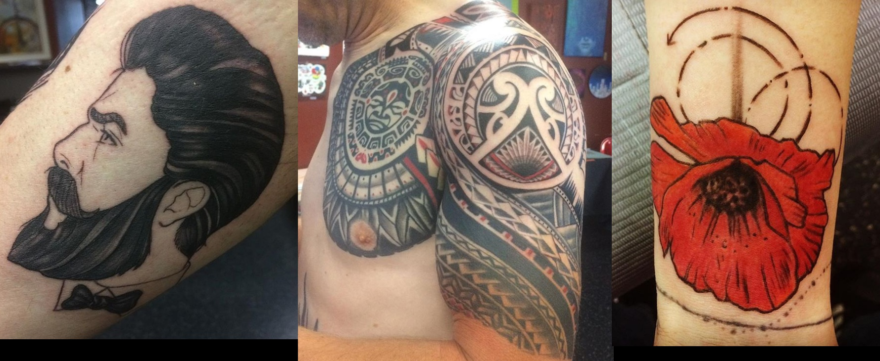 Some of my favorite tattoos Damon has done.