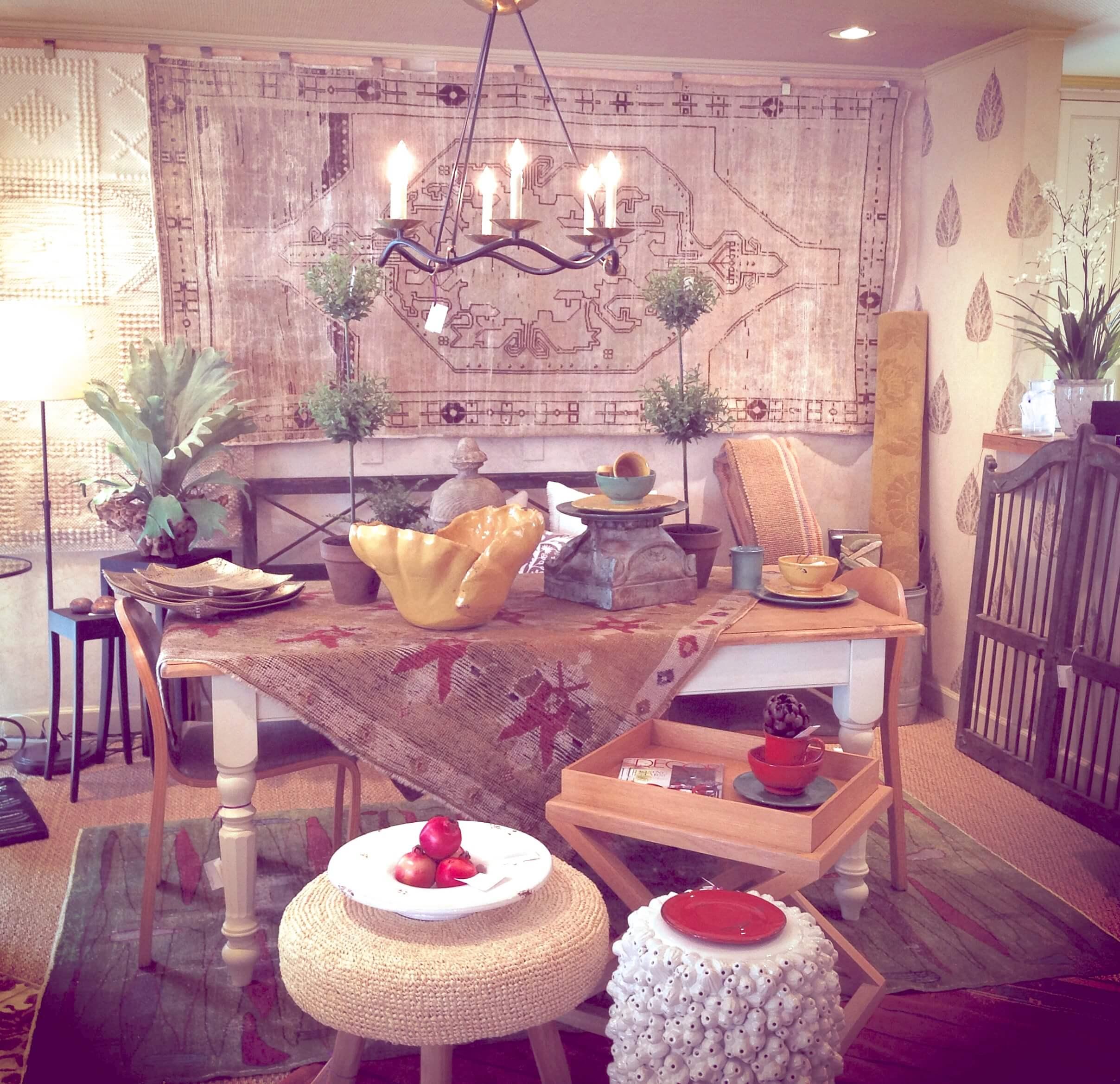 Interior design shop, winston-salem, NC