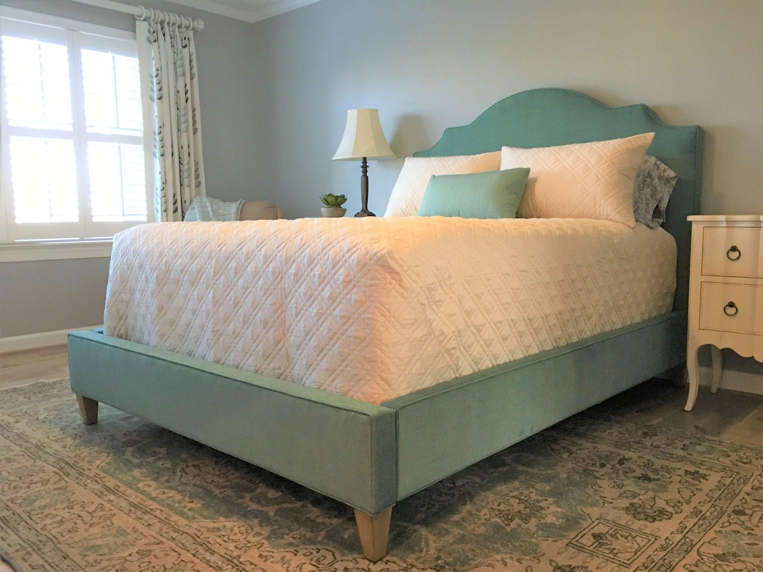 King, NC Master Bedroom