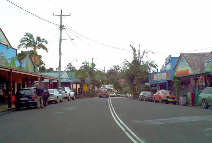 Nimbin, Australia. Photo: Louis Yorey
