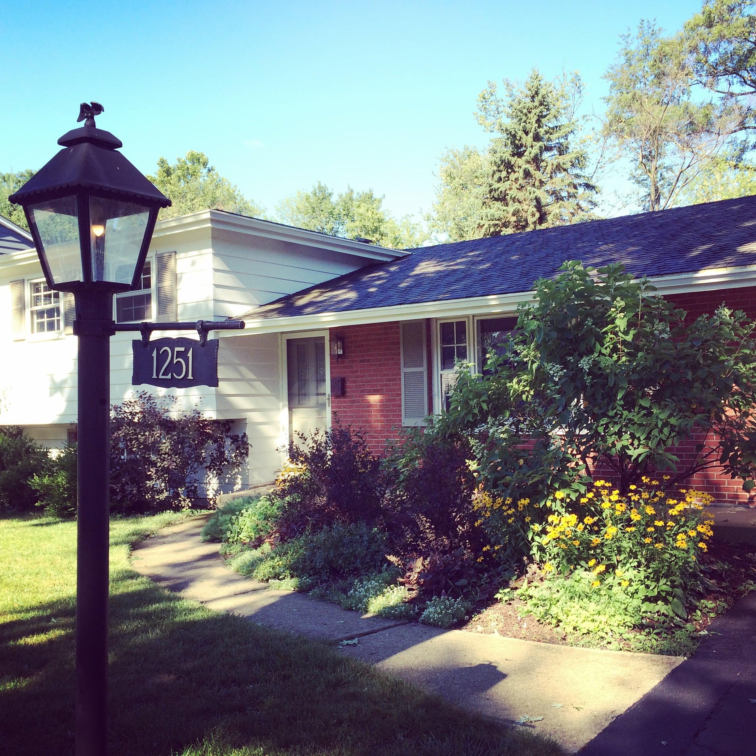 Our new home - Wheaton, IL