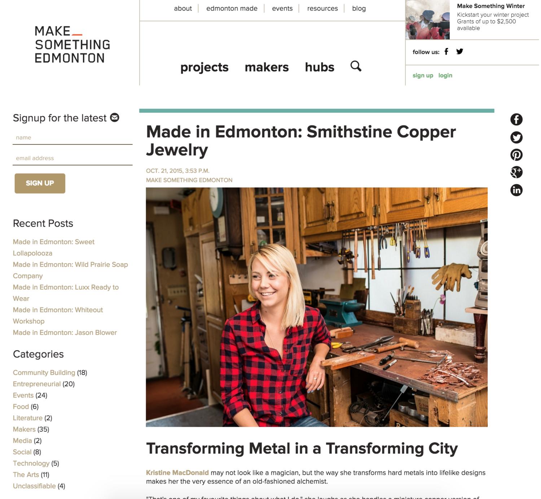 Make Something Edmonton