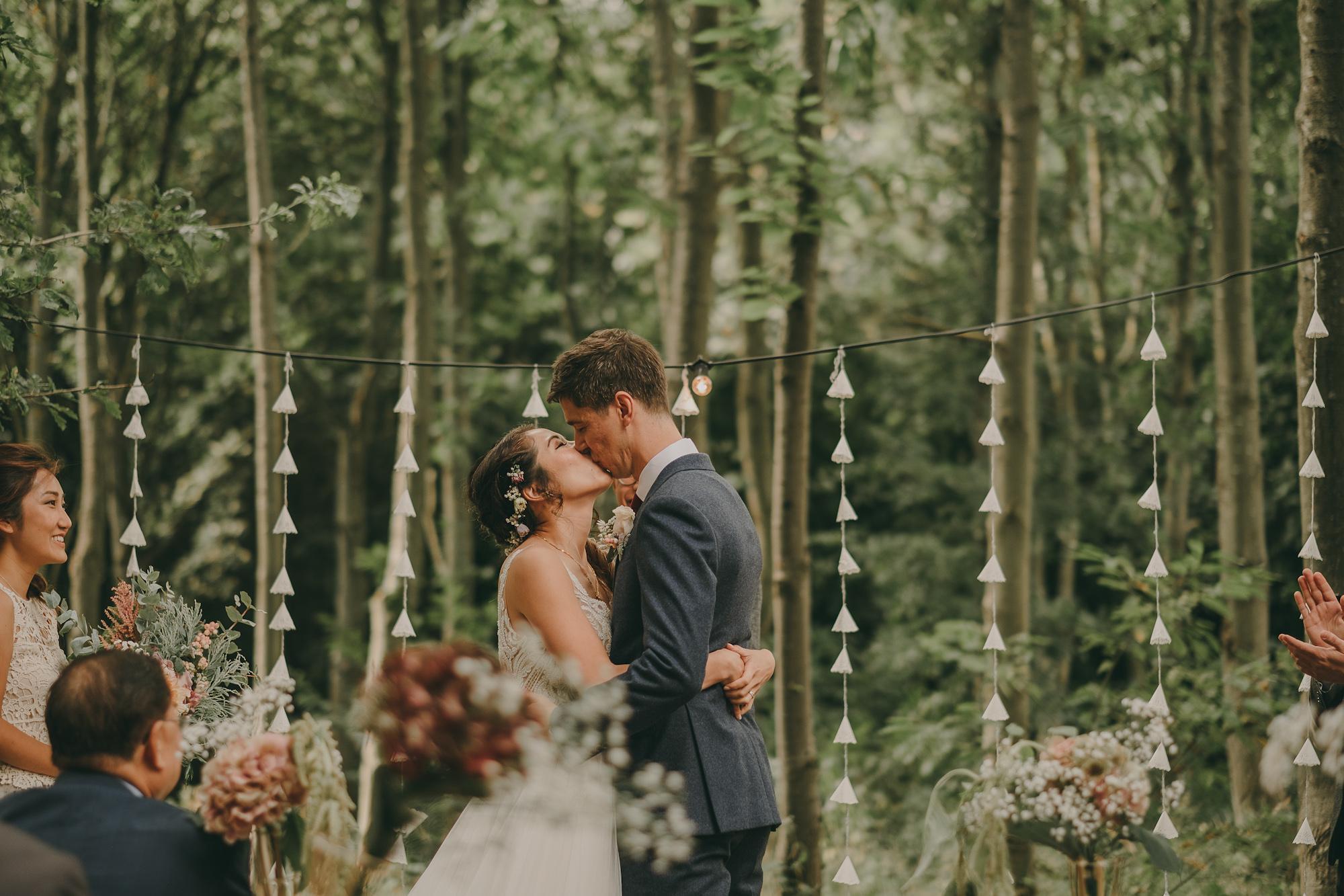 Boho Wedding Photographer Essex