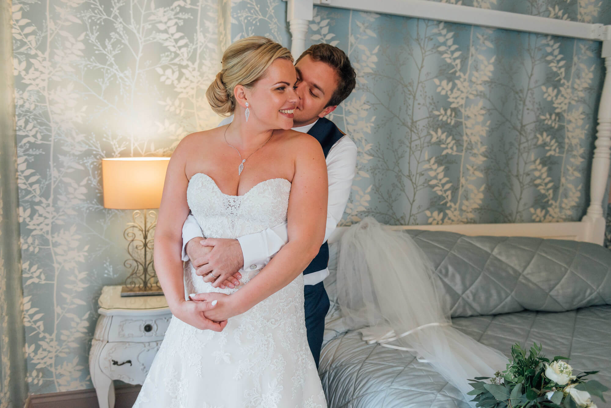 South Downs Manor Wedding, Hampshire