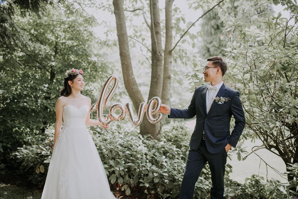 Burnaby Wedding Photography