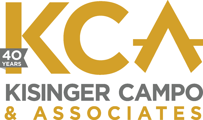 KCA 40th Anniversary Branding