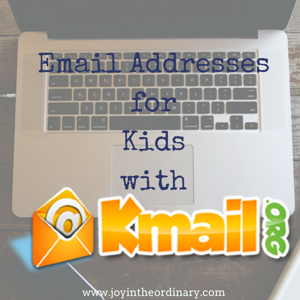 kids email address from kidsemail.org