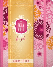 pink NIV Holy Bible Journal Edition