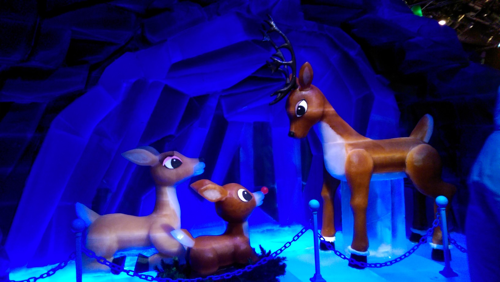 Rudolph and family