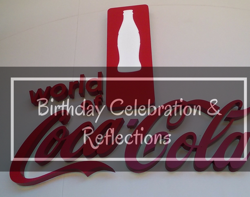 birthday celebration at the world of coca cola atlanta