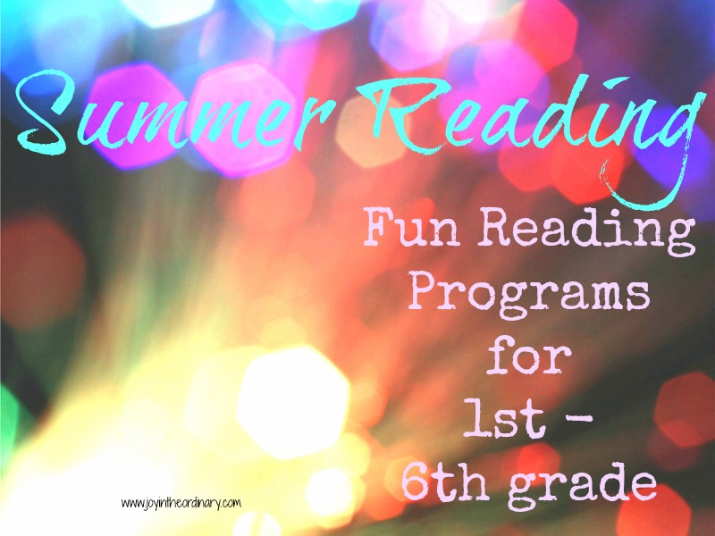 summer reading challenge for kids; bookstores and libraries