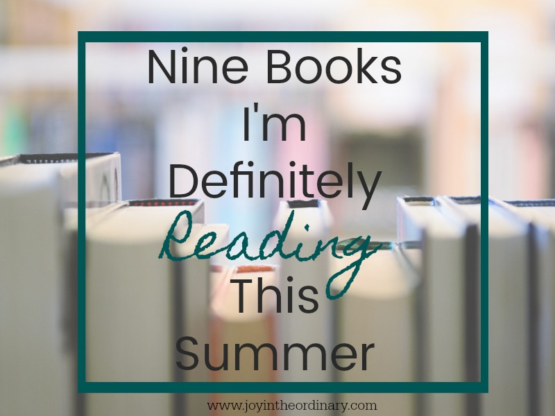 Summer reading list with Black authors