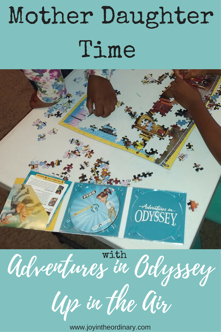 Audio books are a great way to open up dialogue between parents and children. Adventures in Odyssey stories help build character while presenting a variety of situations to families.