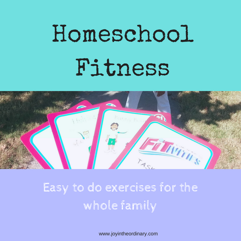Easy to do exercises for the whole family