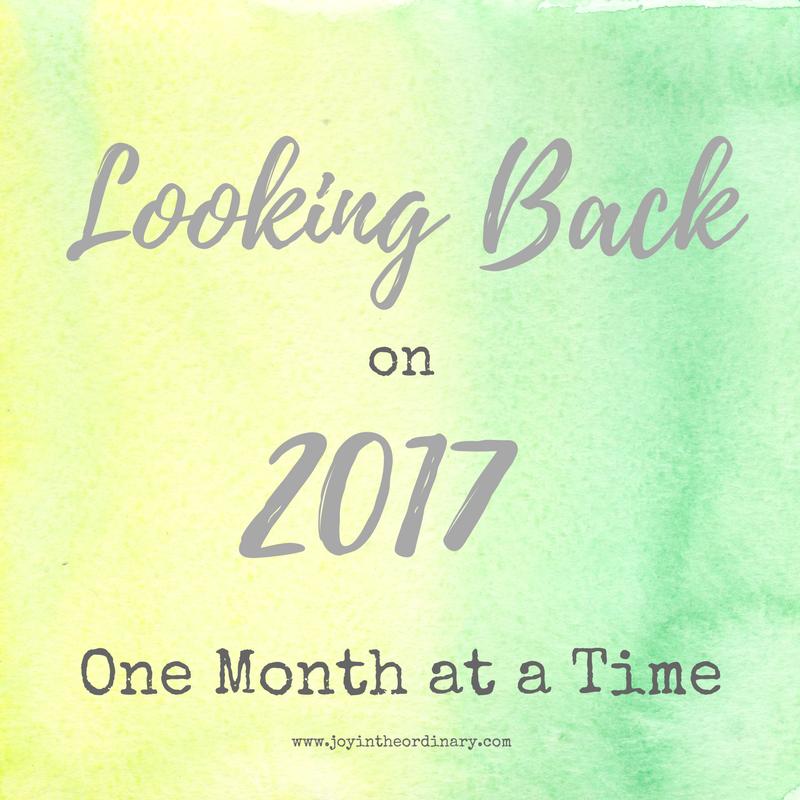 2017 Reflections from Latonya at Joy in the Ordinary