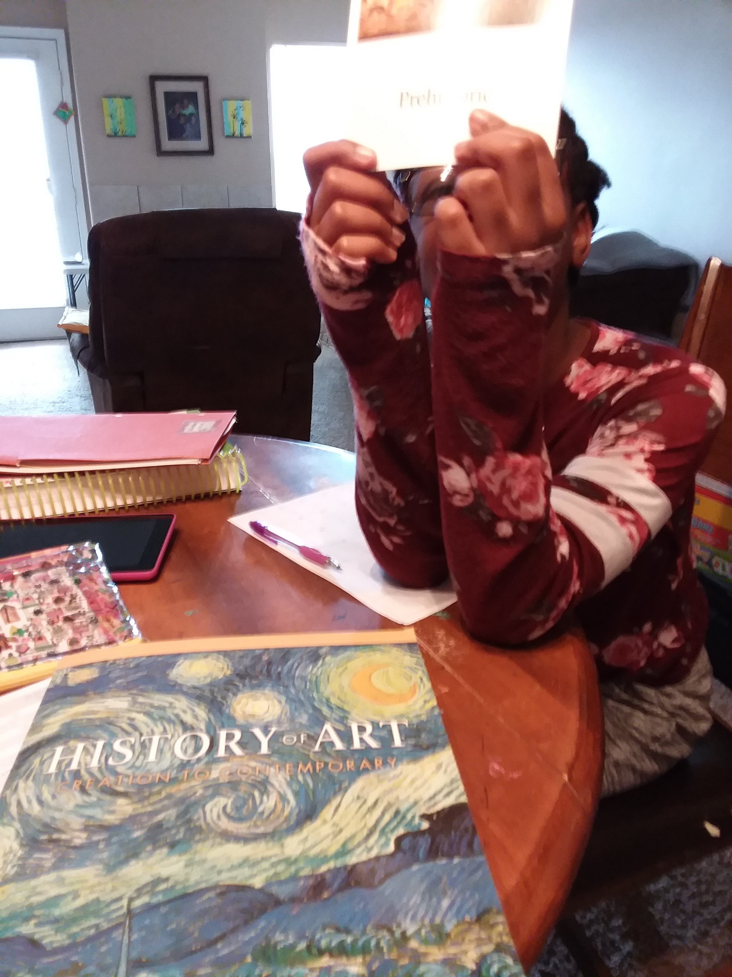 Studying art history with Veritas Press