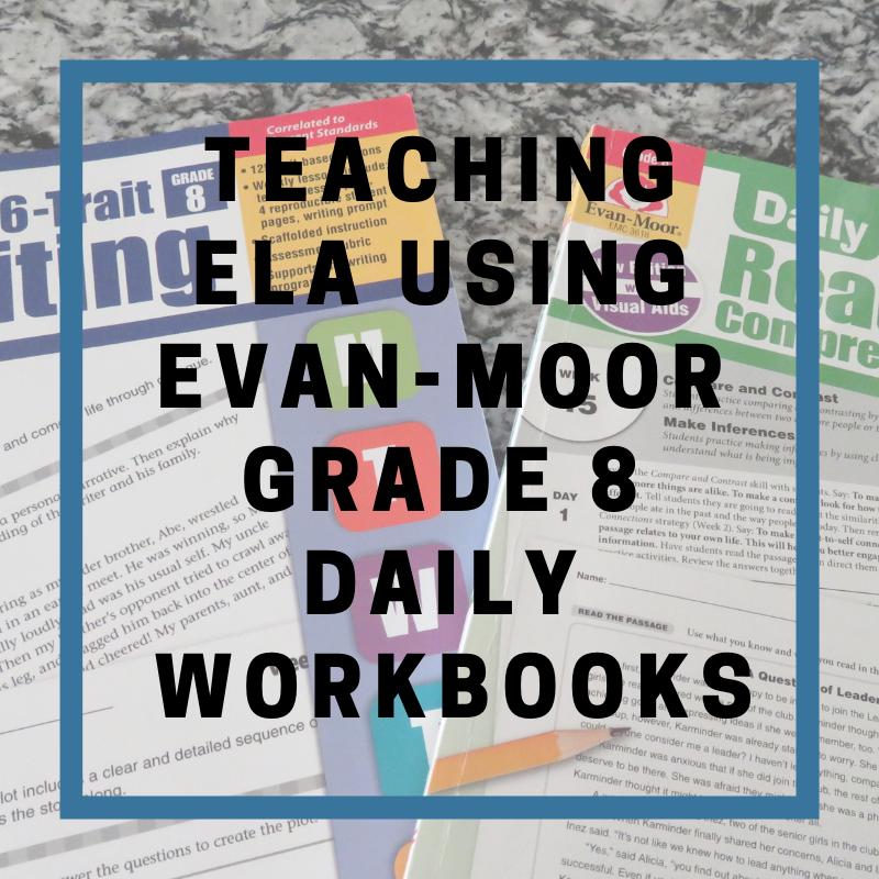 Evan-Moor Daily workbooks