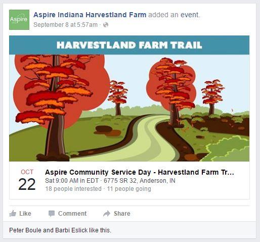 Harvestland Farm Facebook Page