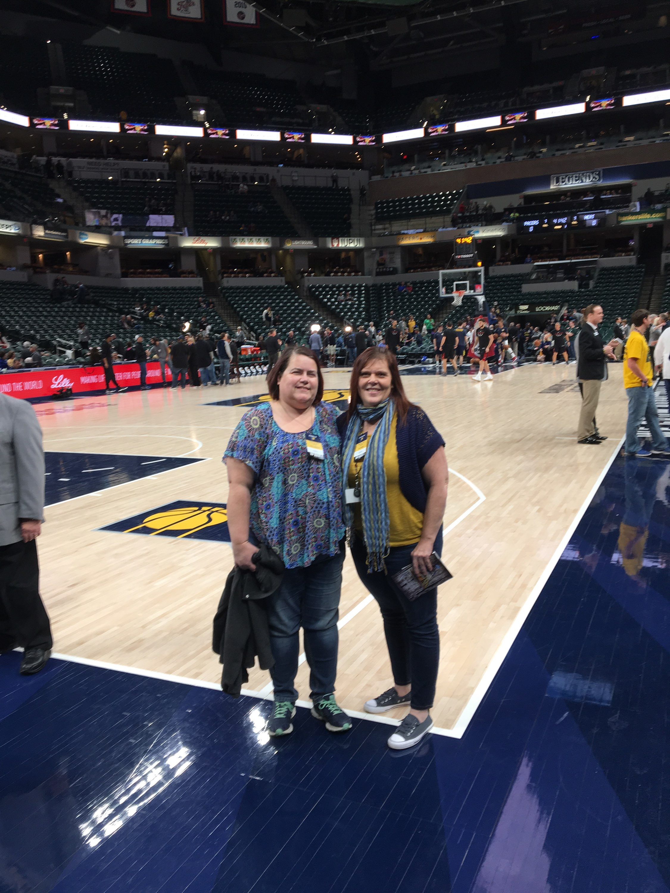 Pacers Mary Wilham and Lori Webb.jpg