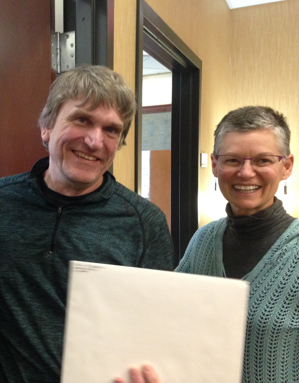 25 Years: Paul Braeger, Carmel