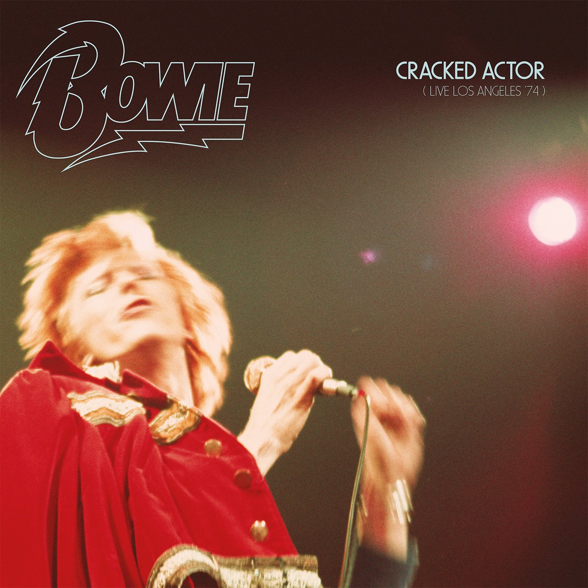 DAVID BOWIE | 'Cracked Actor (Live Los Angeles '74)'
